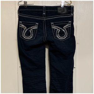 Big Star Liv Jeans Size 27 L